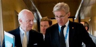 Syrie : l'Envoyé spécial de l'ONU déçu que les évacuations médicales d'Alep n'aient pas eu lieu